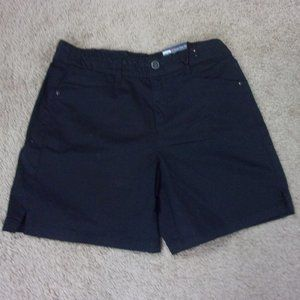 Intro Love the Fit Shorts Black New 4